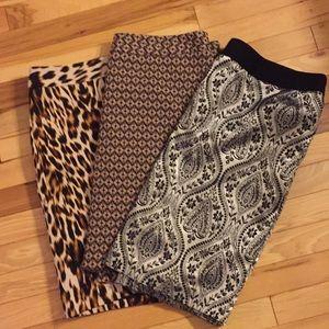 Worthington 3 Skirt bundle